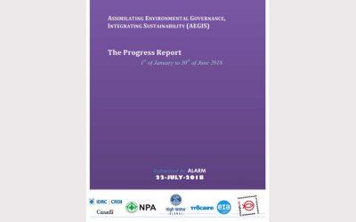 AEGIS Program Report (Jan-June 2018)