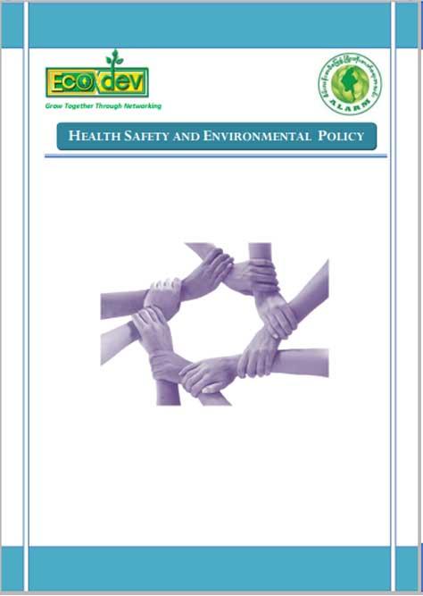 ALARM Health  Safety & Environmental Policy