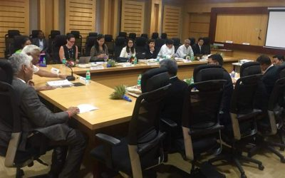 Political  and Ethnic Armed leaders go on Study Tour to India