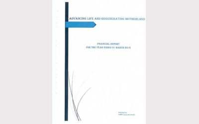 Audit Report (31March2015)