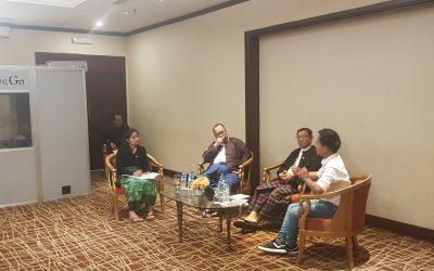 ALARM's E.D U Win Myo Thu at National Fiscal Federalism Forum