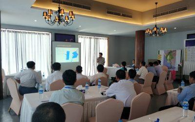 Participatory Environmental Impact Assessment Training at Thaninthari