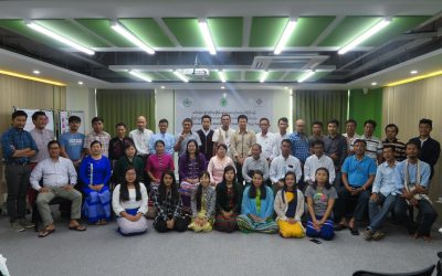 Environmental Peace Building and Citizen Reporting Training