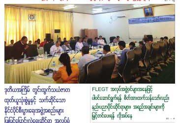 Myanmar Green Affairs (Volume 7, Issue 3)