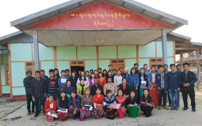 Training on Rural Development and Environmental Management in NAGA