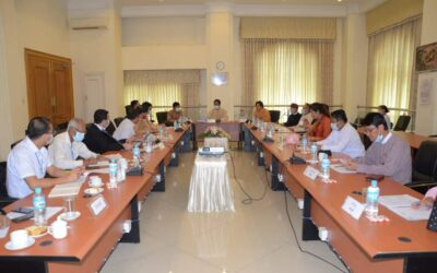 YSP visits Natural Resources and Environmental Conservation Committee on Groundwater Management Bill