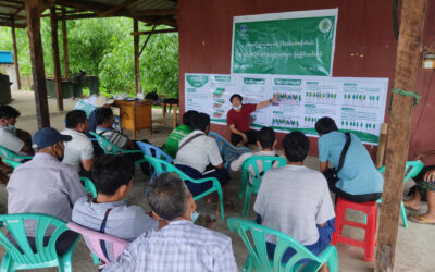"""""""Community Forestry Value Chain Development for Protecting Land Tenure Security of the Poor and Ethnic Minority of Myanmar"""" Project on Kachin State"""