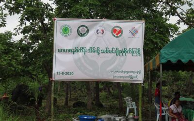 Let's Plant Trees to Preserve Ecosystem ( Collective tree planting Ceremony)