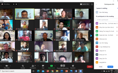 International Forest Monitoring Sharing Session) Zoom Cloud Meeting