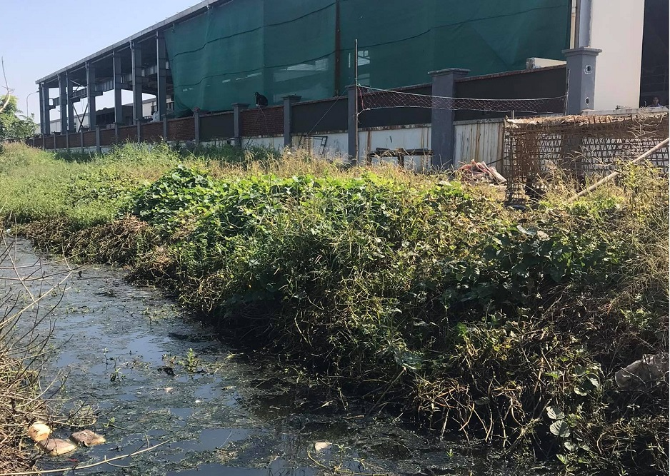တွံတေးမြို့အနီး တွံတေး- မအူပင်ကားလမ်း(တွံတေးတံတားအနီး) ဘေးရှိ ရွှေနဂါးဓာတ်မြေဩဇာ စက်ရုံကြောင့် အနီးနားရှိ ဒေသခံပြည်သူများ အသုံးပြုရာ ရေအရင်းအမြစ်များညစ်ညမ်းခြင်းနှင့် လေထုညစ်ညမ်းခြင်း